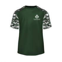 SPS Spirit S/S Digital Camo T-Shirt w/ Left Crest Logo - Please Allow 2-3 Weeks for Delivery