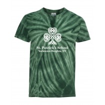 SPS Spirit S/S Tie Dye T-Shirt w/ White Logo - Please Allow 2-3 Weeks for Delivery