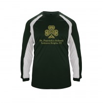 SPS Hook L/S Spirit T-Shirt w/ Full Front Logo - Please Allow 2-3 Weeks for Delivery