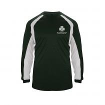 SPS Hook L/S Spirit T-Shirt w/ Left Crest Logo - Please Allow 2-3 Weeks for Delivery