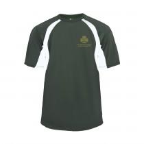 SPS Hook S/S Spirit T-Shirt w/ Left Crest Logo - Please Allow 2-3 Weeks for Delivery