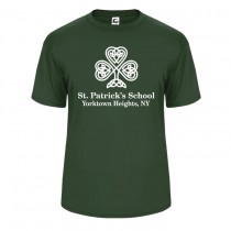 SPS S/S Spirit Performance T-Shirt w/ Full Front White Logo - Please Allow 2-3 Weeks for Delivery