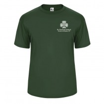 SPS S/S Spirit Performance T-Shirt w/ Left Crest White Logo - Please Allow 2-3 Weeks for Delivery