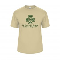 SPS S/S Spirit Performance T-Shirt w/ Full Front Green Logo - Please Allow 2-3 Weeks for Delivery