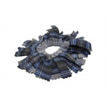 ST. ANN Girls' Pom Pom Scrunchie