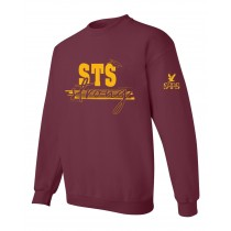 STS L/S Strong Spirit T-Shirt w/ Gold Logo - Please Allow 2-3 Weeks for Delivery