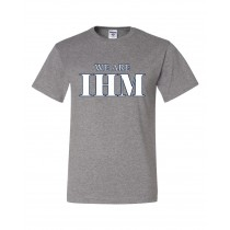 IHM Spirit S/S T-Shirt w/ We Are IHM Logo - Please Allow 2-3 Weeks for Delivery