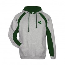 SHGS Spirit Adult Hook Hood w/ Forest Green Logo  - Please Allow 2-3 Weeks for Delivery