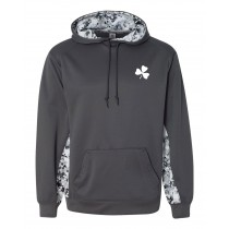 SHGS Digital Color Block Hoodie w/ White Logo  - Please Allow 2-3 Weeks for Delivery